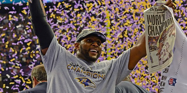 Quelle: Baltimore Ravens auf Facebook